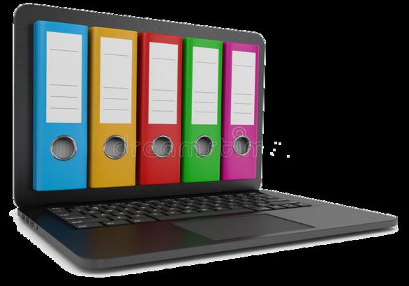 Administración de archivos electrónicos