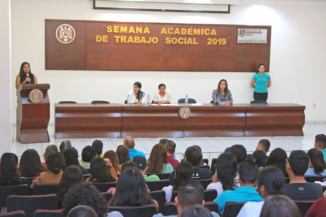 Semana académica de Trabajo Social 2019